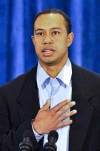 Tiger Wood Apology