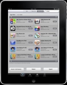 top ten best ipad applications